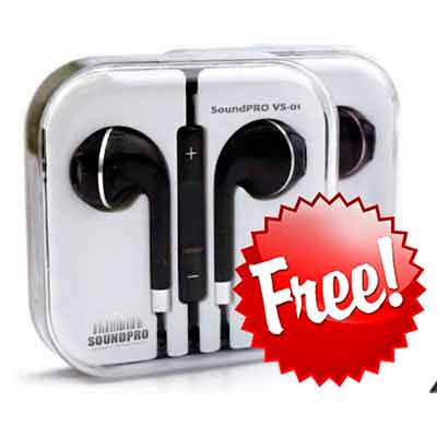 free sample of headphones soundpro vs 01 2 - Free sample of headphones SoundPRO VS-01