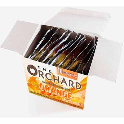 free the orchard instant orange drink - Free The Orchard Instant Orange Drink
