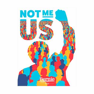 "free not me us sticker - Free ""Not me. Us."" Sticker"