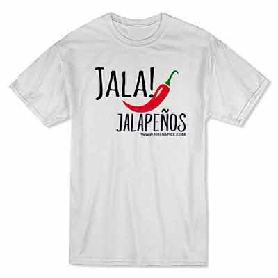 free t shirt jala jalapenos 1 - Free T-Shirt Jala! Jalapenos