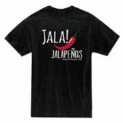free t shirt jala jalapenos 2 180x180 - Free T-Shirt Jala! Jalapenos
