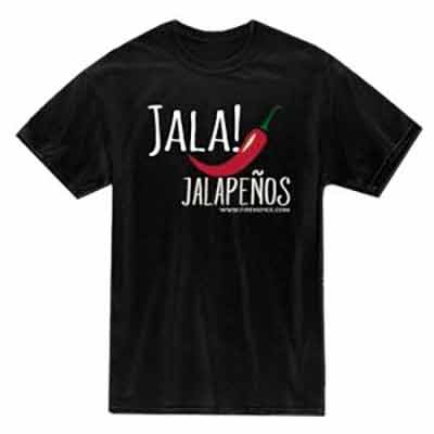 free t shirt jala jalapenos 2 - Free T-Shirt Jala! Jalapenos