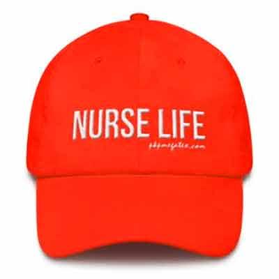 free nurse life сap - Free Nurse Life Cap