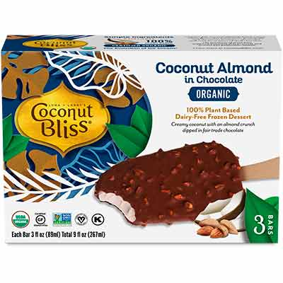 free coconut bliss ice cream - Free Coconut Bliss Ice Cream