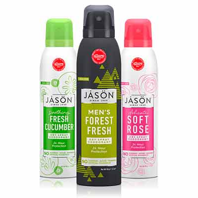 free jason deodorant body wash - Free Jason Deodorant & Body Wash