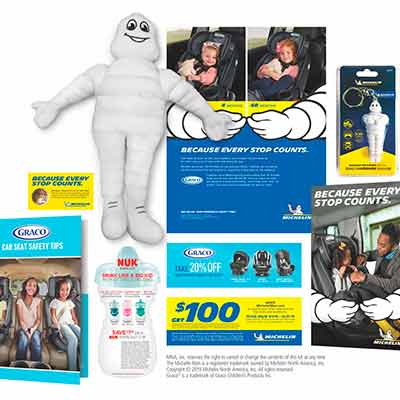 free michelin welcome baby kit - Free Michelin Welcome Baby Kit