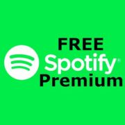 spotify premium for a year 180x180 - Spotify Premium for a Year