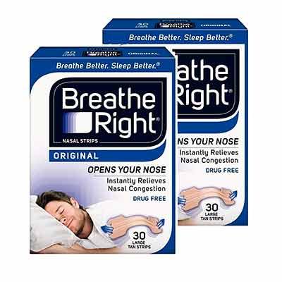 free breathe right strips - Free Breathe Right Strips