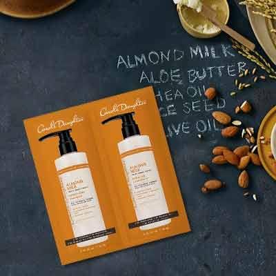 free carols daughter almond milk shampoo conditioner - Free Carol's Daughter Almond Milk Shampoo & Conditioner