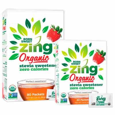 free organic stevia from zing - Free Organic Stevia From Zing