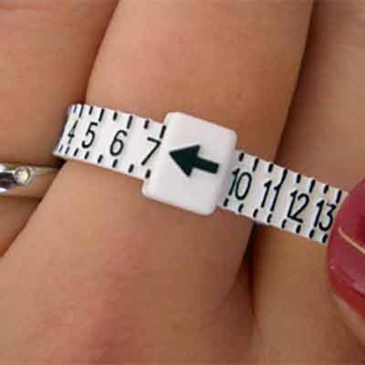 free ring sizer - Free Ring Sizer