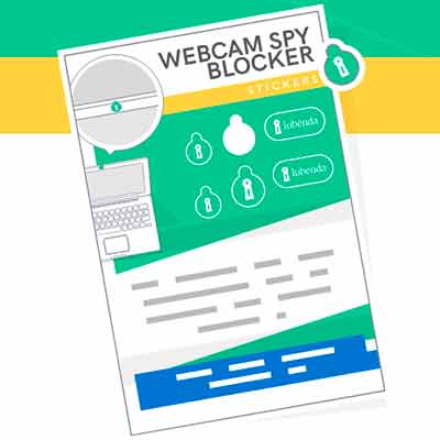free webcam blocking stickers 1 - Free Webcam Blocking Stickers