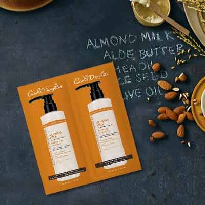 free carols daughter almond milk shampoo conditioner 2 - Free Carol's Daughter Almond Milk Shampoo & Conditioner