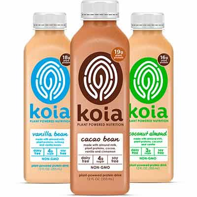 free koia protein shake - Free Koia Protein Shake