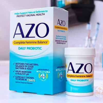 free azo complete feminine balance sample 1 - Free AZO Complete Feminine Balance