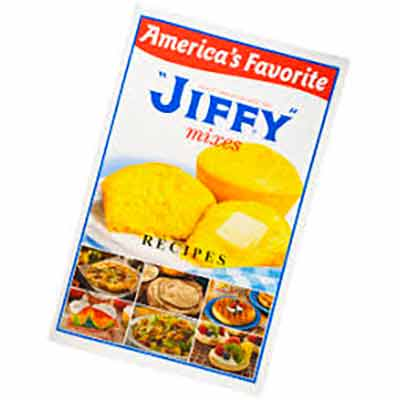 free jiffy mix recipe book 1 - Free Jiffy Mix Recipe Book
