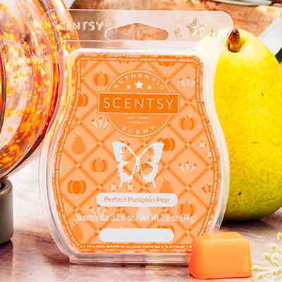 free perfect pumpkin pear scentsy sample - Free Perfect Pumpkin Pear Scentsy Sample