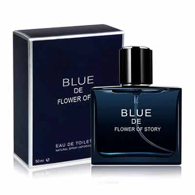 free perfume blue de flower of story - Free Perfume BLUE De Flower Of Story