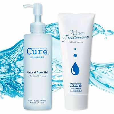 free cure natural aqua gel and water treatment 2 1 - Free Cure Natural Aqua Gel and Water Treatment