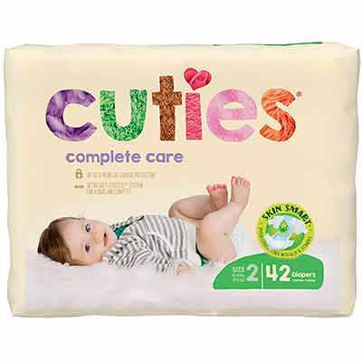 free cuties complete care baby diapers - Free Cuties Complete Care Baby Diapers