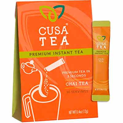 free full size cusa instant tea box coupon - Free Full-Size Cusa Instant Tea Box Coupon