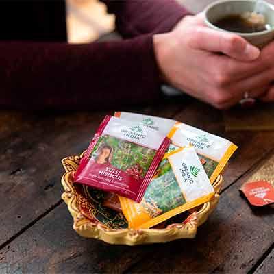 free organic india no tech tea party pack - Free Organic India No Tech Tea Party Pack