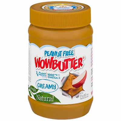free sample of peanut free wowbutter - Free Sample of Peanut Free WowButter