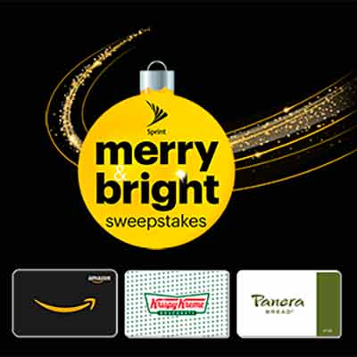 sprint merry bright instant win game - Sprint Merry & Bright Instant Win Game