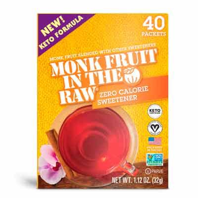 free monk fruit in the raw zero calorie sweetener - Free Monk Fruit In The Raw Zero Calorie Sweetener