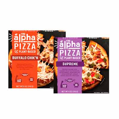 free alpha foods plant based pizza at social nature - Free Alpha Foods Plant-Based Pizza At Social Nature