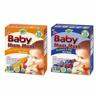 free baby mum mum organic rice rusks - Free Baby Mum-Mum Organic Rice Rusks
