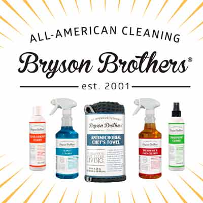 free bryson brothers spring cleaning party kit - Free Bryson Brothers Spring Cleaning Party Kit