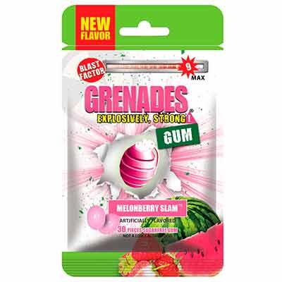 free grenades gum sample - Free Grenades Gum Sample