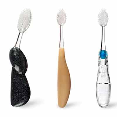 free radius toothbrush with replaceable head - Free RADIUS Toothbrush with Replaceable Head