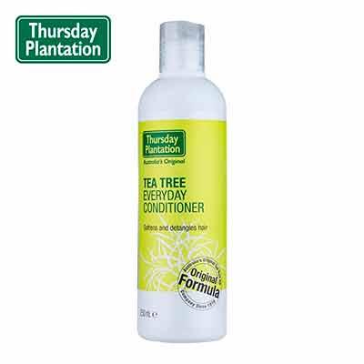 free thursday plantation tea tree conditioner - Free Thursday Plantation Tea Tree Conditioner