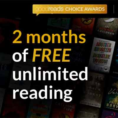 2 free months kindle unlimited for new or previous users - 2 Free Months Kindle Unlimited for New or Previous Users