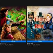 free carcassonne and ticket to ride pc games 180x180 - Free Carcassonne and Ticket to Ride PC Games