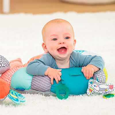 free infantino 2 in 1 tummy time seated support - Free Infantino 2-in-1 Tummy Time & Seated Support