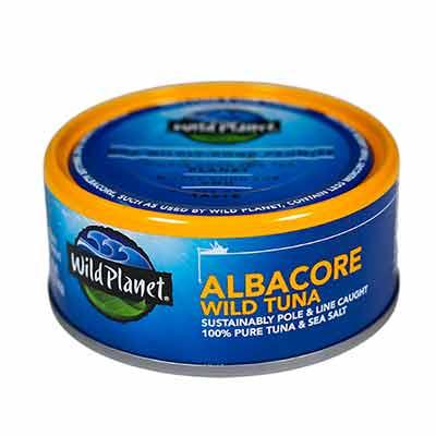free wild planet albacore wild tuna - Free Wild Planet Albacore Wild Tuna
