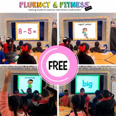 free fluency and fitness access for 3 weeks - Free Fluency and Fitness Access for 3 Weeks