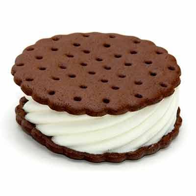 free flying saucer ice cream sandwich - Free Flying Saucer Ice Cream Sandwich