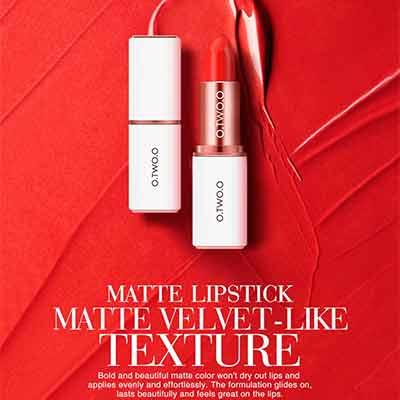 free o two o mat lipstick - Free O.TWO.O Mat Lipstick