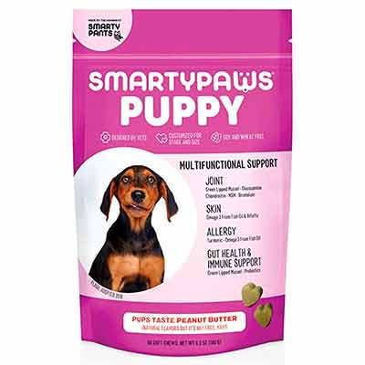 free smartypaws dog supplement sample - Free SmartyPaws Dog Supplement Sample