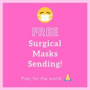 10 free surgical face masks 180x180 - 10 FREE Surgical Face Masks