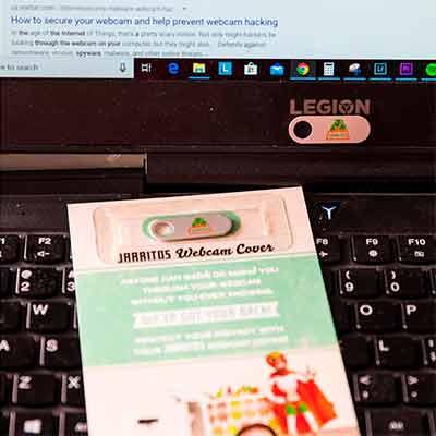 free jarritos webcam covers - Free Jarritos Webcam Covers