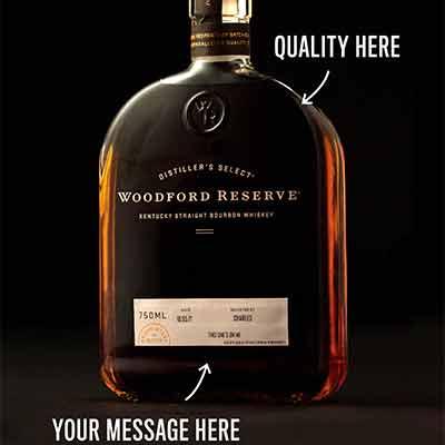 free custom woodford reserve bourbon labels - FREE Custom Woodford Reserve Bourbon Labels