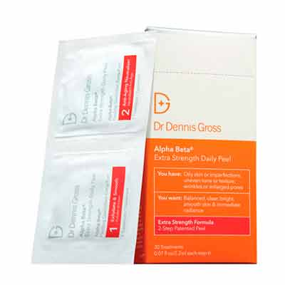 free dr dennis gross 7 day peel sample - FREE Dr. Dennis Gross 7-Day Peel Sample