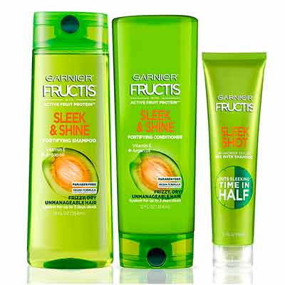 free garnier fructis sleek shot in shower styler sample - FREE Garnier Fructis Sleek Shot In-Shower Styler Sample