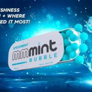 free spearmint mmmint bubble mints sample 180x180 - FREE Spearmint MMMint Bubble Mints Sample