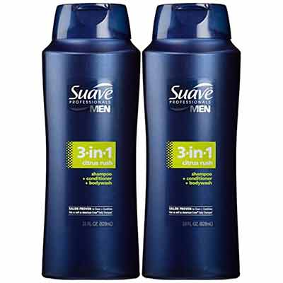 free suave men 3 in 1 citrus rush shampoo - FREE Suave Men 3-in-1 Citrus Rush Shampoo
